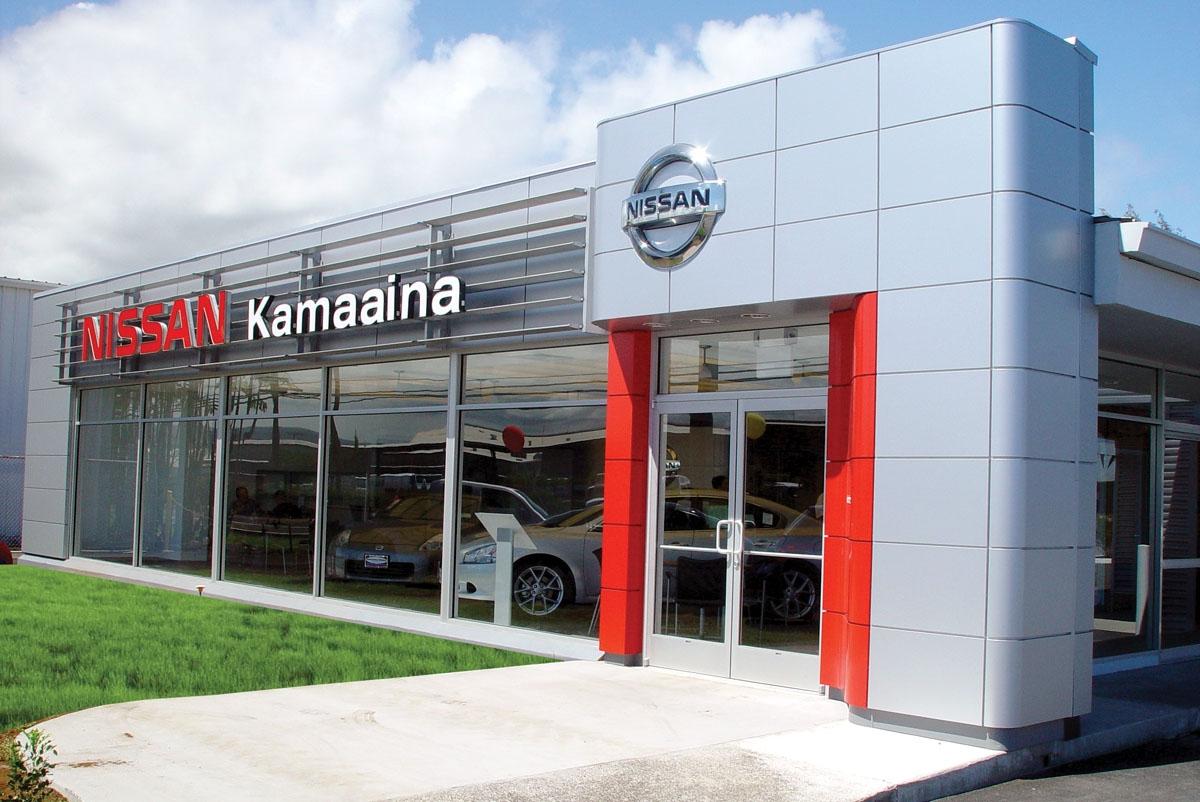 Why You Should Choose Kama'aina Nissan   Hilo, Hawaii 96720