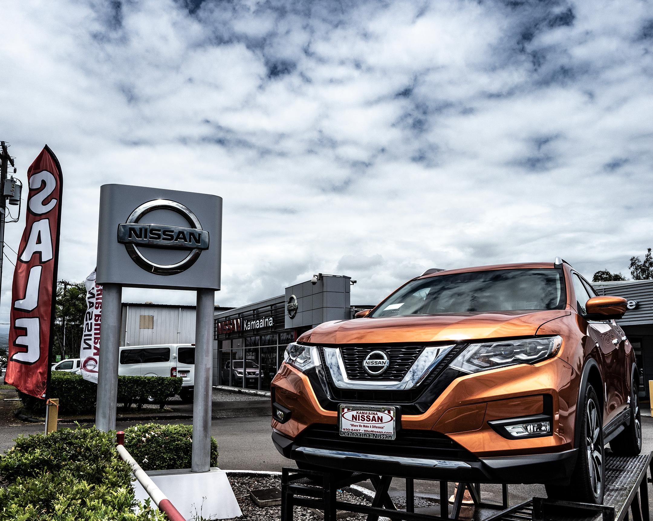 Why you should choose Kama'aina Nissan for your service needs   Kama