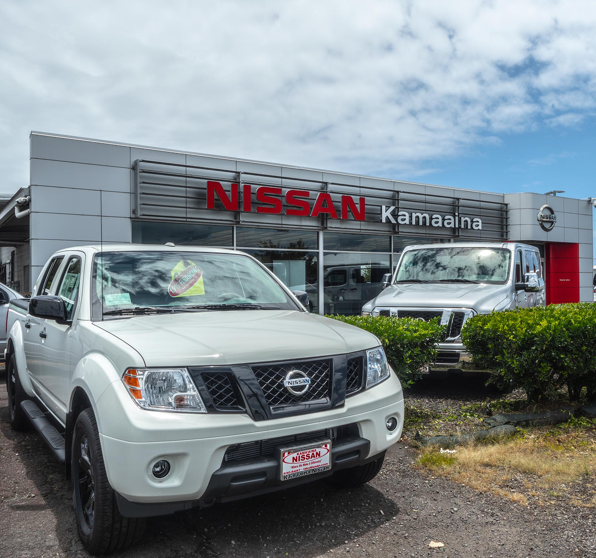 About Us   Kama'aina Nissan   Nissan Dealership   Hilo HI 96720