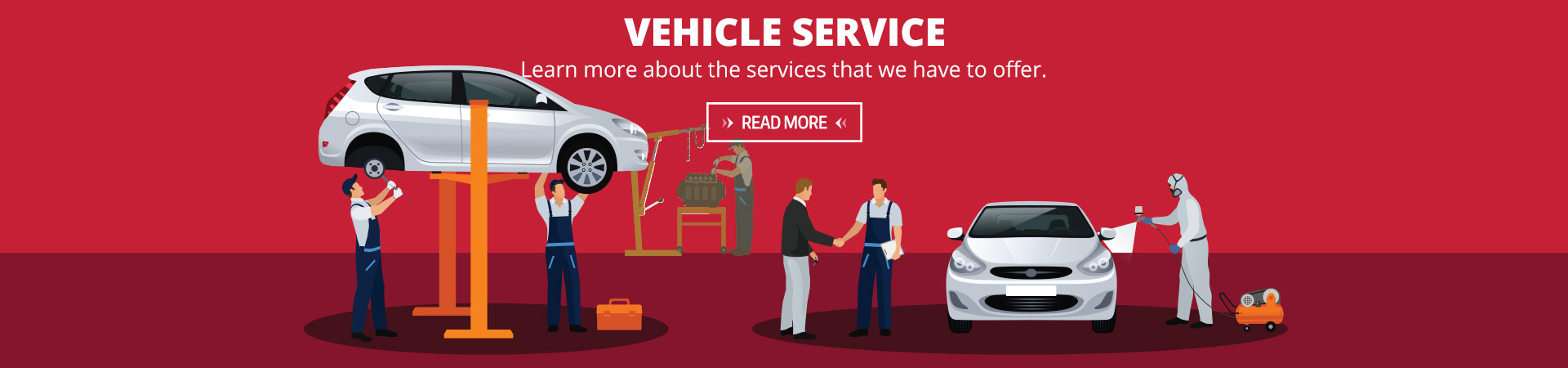 Nissan Vehicle Service